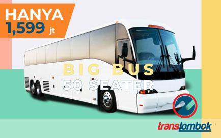 rental bus wisata lombok